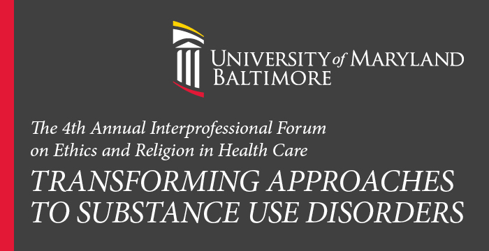 Transforming Approaches to Substance Use Disorders, Tuesday, Nov. 7, 2017